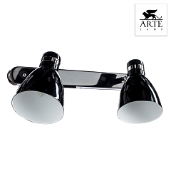 Спот Arte Lamp MERCOLED A5049AP-2BK
